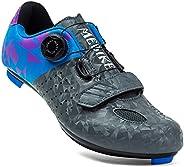 MEBIKE Women Cycling Shoes Lady Road Bike Shoes Women Bicycle Shoes Lady High-Way Bike Lock Shoes Lady Road Ri
