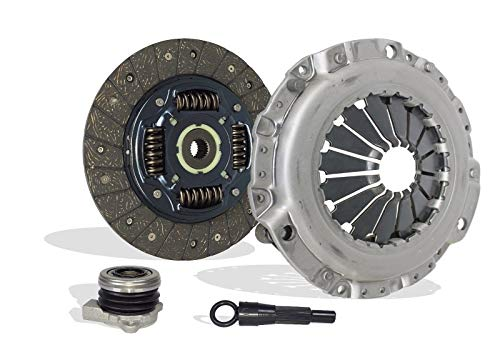 Suzuki Forenza Set - Clutch Slave Kit Works With Suzuki Forenza Reno Base Premium Convenience EX LX S 2004-2008 2.0L l4 GAS DOHC Naturally Aspirated
