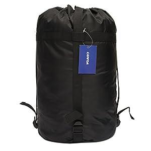 CAMTOA Nylon Compression Sacks Bag Sleeping Bag Stuff Storage Compression Bag Sack