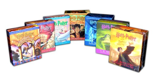 Harry Potter 1- 7 Audio Collection by Listening Library (Audio)