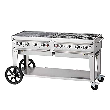 Crown Verity RCB-60-SI-LP - Parrilla de gas para exteriores ...