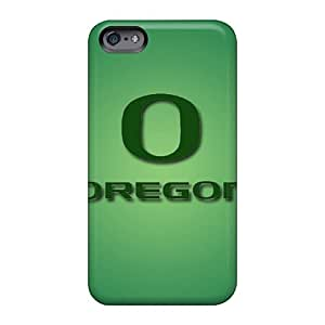 Bumper Hard Phone Covers For Apple Iphone 6s Plus With Support Your Personal Customized Vivid Oregon Ducks Skin LeoSwiech