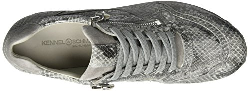 grey Zapatillas light Light Grau Grey Grey Mujer sohle Kennel SchuhmanufakturCat und Schmenger tx0qHYF