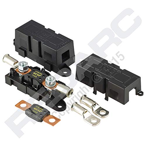 Price comparison product image REDARC SBI12KIT Isolator Batt Kit 12V100a
