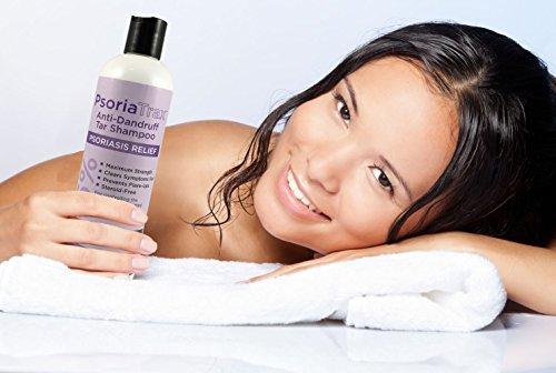 Psoriatrax 5% Coal Tar Psoriasis Shampoo 12oz 3Bot