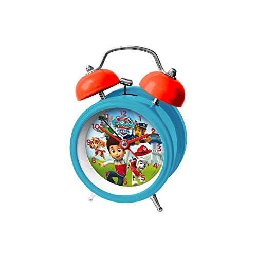 Reloj-despertador-Patrulla-Canina-Paw-Patrol-campanas