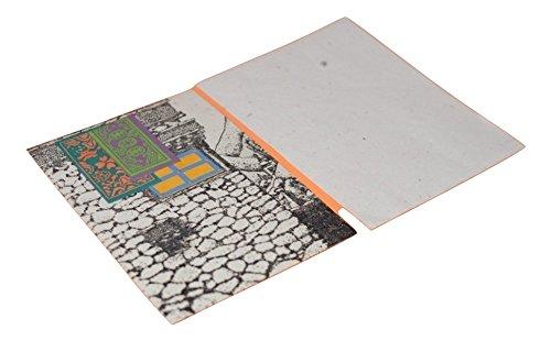 Lokta Paper Greeting Cards Set of 6: Tibetan Stone House