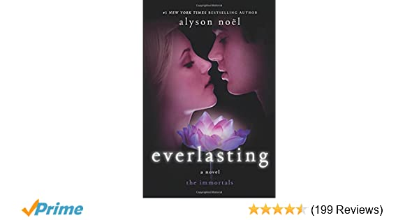 Ebook alyson noel everlasting