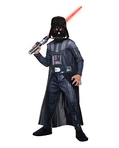 Rubie's Costume Star Wars Classic Darth Vader Child Costume, Medium
