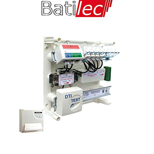 BATILEC Coffret de communication 4 RJ45 Basic