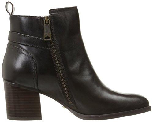 Lauren Ralph Lauren Women's Genna Ankle Bootie Dark Chocolate MvWxk