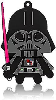 Pen Drive Darth Vader - Star Wars - 8GB USB Leitura 10MB/s e Gravação 3MB/s Multilaser - PD035