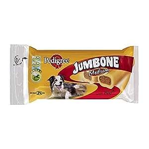Amazon.com : Pedigree Jumbone Medium Chews (Flavour: Beef