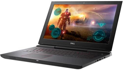 Dell Inspiron 15 Gaming Laptop: Core i7-7700HQ, 16GB RAM, 128GB SSD and 1TB HDD, GTX 1060 6GB, 15.6-inch Full HD Display