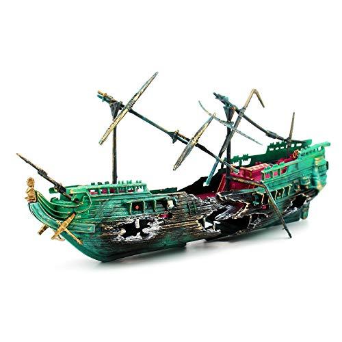 Adorno Para Acuarios Piratas del Caribe