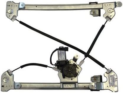 TYC 660270 Power Replacement Front Driver Side Window Regulator