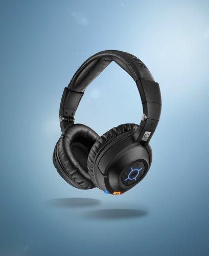 Sennheiser MM 550-X -Over-the-Ear Headphones Black