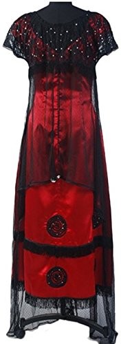 TitanicStyleDressesforSale Rose Jump Dress Costume for Titanic Cosplay $79.90 AT vintagedancer.com