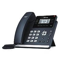 Yealink SIP-T42S Téléphone IP Noir