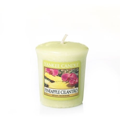 Yankee Candle Pineapple Cilantro Votive Candle