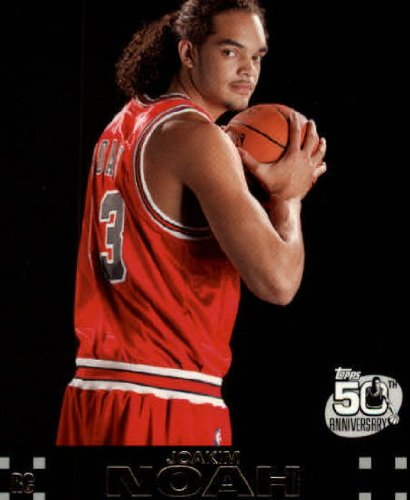 2007 Topps Basketball Rookie Card (2007-08) #119 Joakim Noah ()