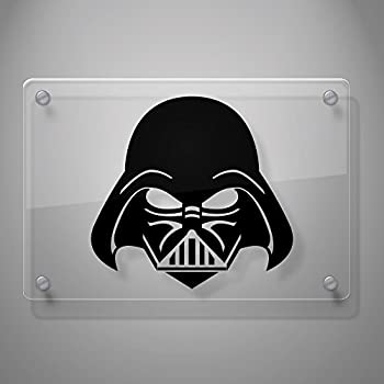 Darth vader decal star wars sticker for car window laptop motorcycle walls