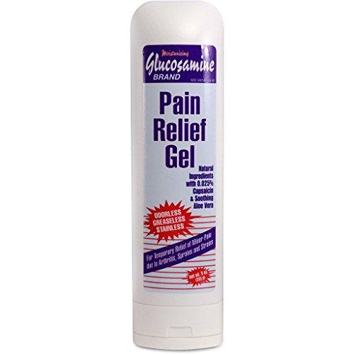 Glucosamine Brand Pain Relief Gel