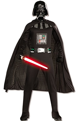 Rubie's Star Wars Complete Darth Vader, Black, -