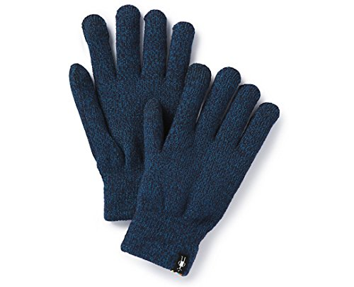 Smartwool Cozy Glove Deep Navy Heather SM by SmartWool