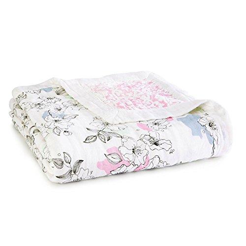 aden anais Silky Blanket Meadowlark