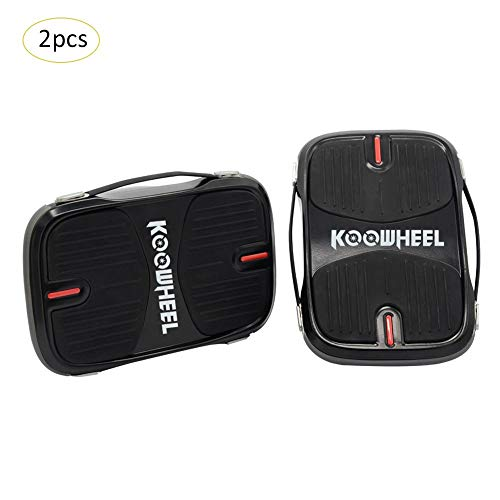 KOOWHEEL Hovershoes with Two Single Wheels for 10KM
