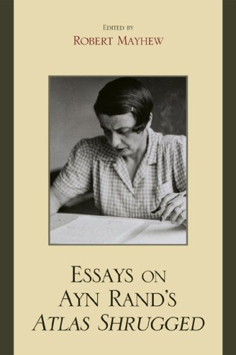 Essays on Ayn Rand's Atlas Shrugged by Brand: Lexington Books