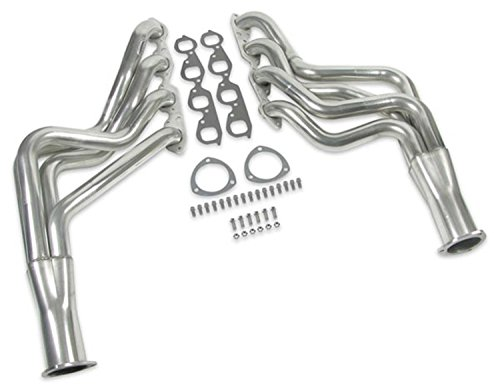 (Hooker 24552 Vibratory Polished Stainless Steel Competition Header)