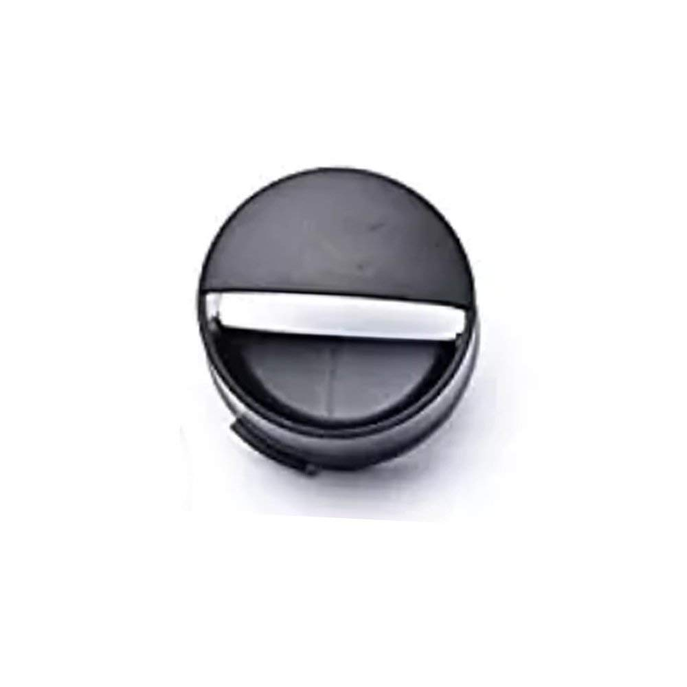Fresh Up Compatible Whirlpool Black Water Filter Cap Replacement for Refrigerators