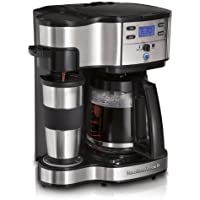 Deals on Hamilton Beach 49980A Single Serve Coffee Brewer