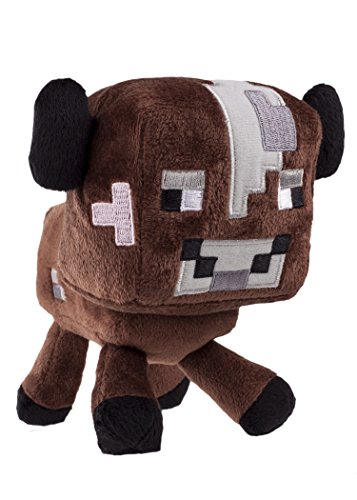 Minecraft Baby Cow Plush image
