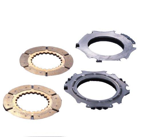 HKS 2699-RA003 Triple Plate GD Clutch Pro Overhaul Set -