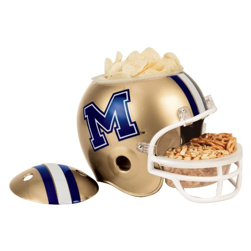WinCraft Team Effort Michigan State University Snack Helmet