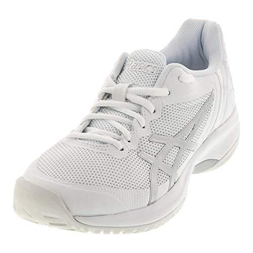 White Asics Vitesse Pour Homme En De Chaussures Gel court silver PqwP8
