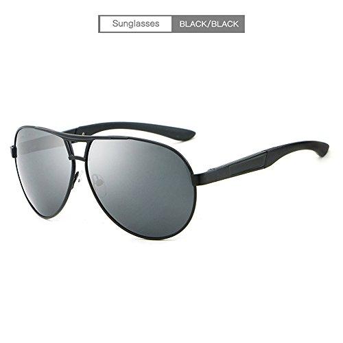 con Gafas UV Gafas de sol de hombre tendencia RFVBNM de sol aire de de C Gafas y mujer sol sol gafas libre sol hombre Gafas gafas conducción polarizadas B protección al de aSqxwUd