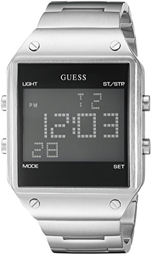 GUESS U0596G1 Silver Tone Chronograph Functions