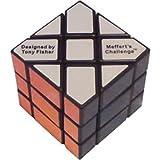Meffert's Fisher's Cube - Black Body (difficulty 9 of 10)