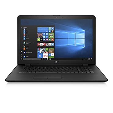 HP 17-bs020nr 17 Laptop, Intel Core i3-6006U, 8GB RAM, 1TB hard drive, Windows 10