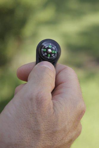 Smith's 50364 Pocket Pal X2 Sharpener & Survival Tool
