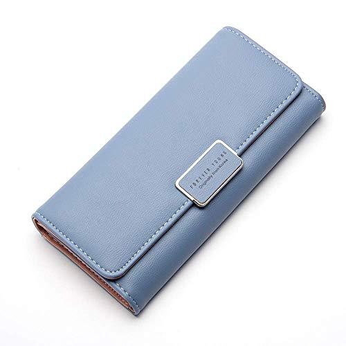 Long Wallet Purse For Women Girls Pu Hand Bag Japan Korea Sweet Simple