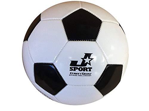 (Jsport (50 Pack) Soccer Balls Missionary Wholesale Bulk - Size 5)