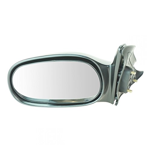 Manual Side View Mirror Driver Side Left Hand LH for 98-02 Toyota -