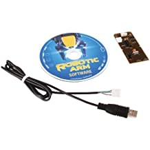 OWI-535/SOFT USB Interface with Programmable Software for Robotic Arm Edge