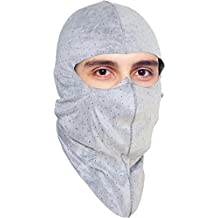 UV-Shield Silver Full-cover Hood for Outdoor Work, Bridge/Tank/Tower Painting, Saltwater Boating. $1.74 Ea, Pack of 50 Hoods