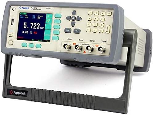 Instrumento de medida Medidor de resistencia de CC de alta ...